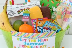 Popsicle Kit by Giggles Galore