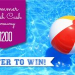 Summer Splash Cash Giveaway