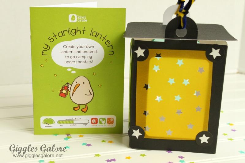 My Starlight Lantern Kiwi Crate