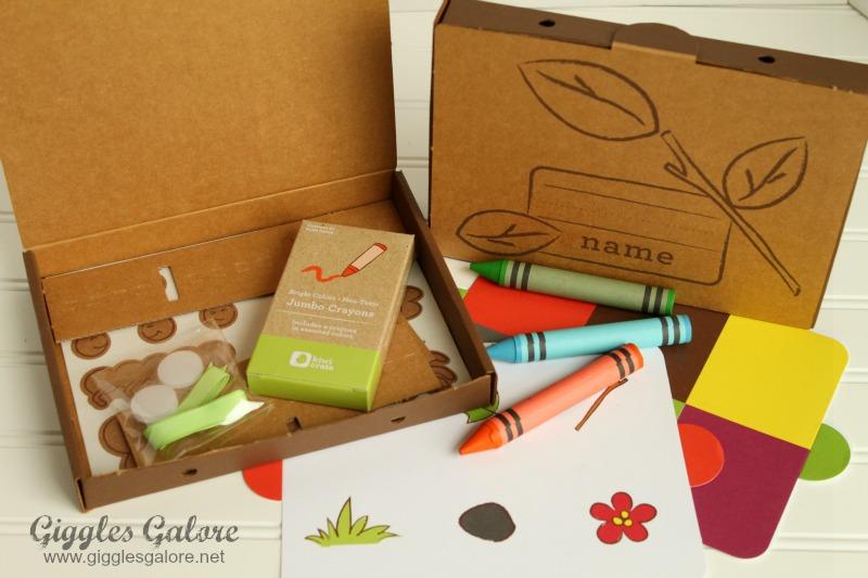 Nature Kit Kiwi Crate