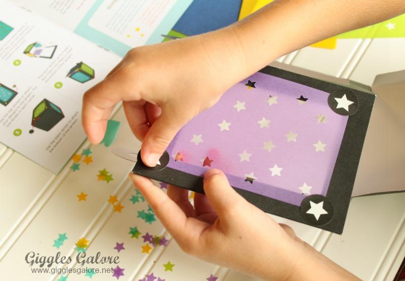 Starlight Lantern Stickers