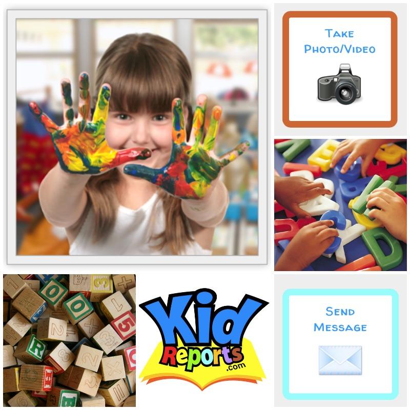 KidReports Activities