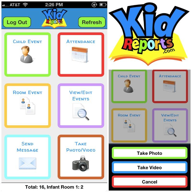 Kid reports