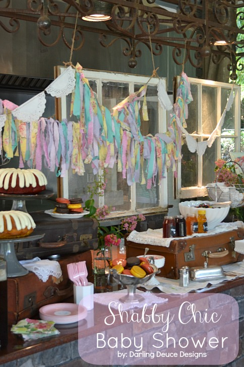Shabby Chic Baby Shower_Darling Deuce Designs