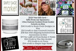 Classic Fall Giveaway