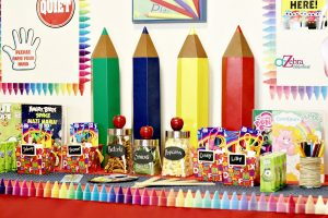 Back to School Party on a Budget