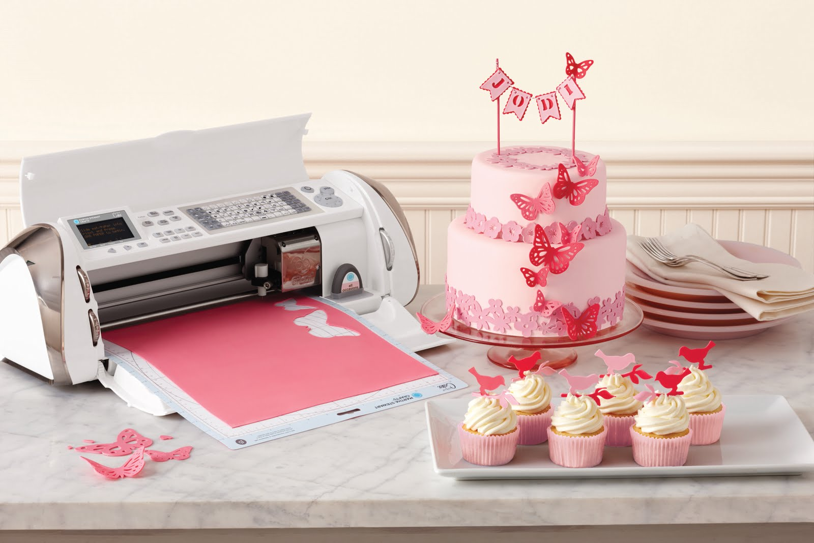 What Cricut Cartridges Can You Use With The Cake Cricut
