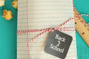Back to School Notebook Bags Giggles Galore