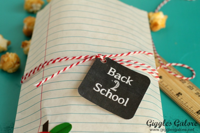 Back to School Tag Giggles Galore