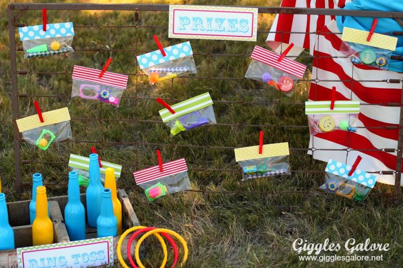 Carnival Prize Gate Giggles Galore
