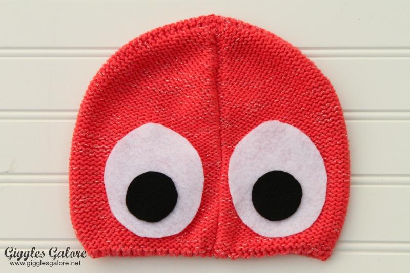 Octopus Costume Hat