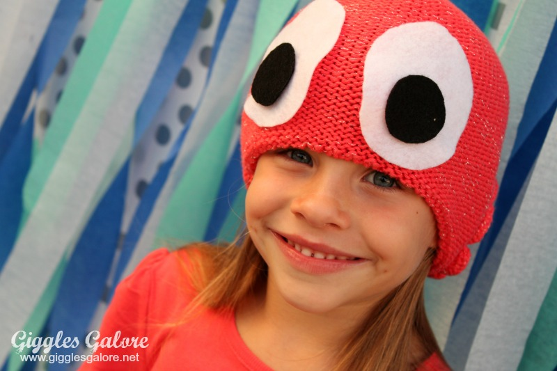 Octopus Costume Head Piece  sc 1 st  Giggles Galore & DIY Octopus Costume - Giggles Galore