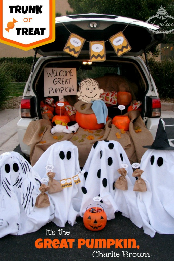 Movie Themed Trunk or Treat Ideas