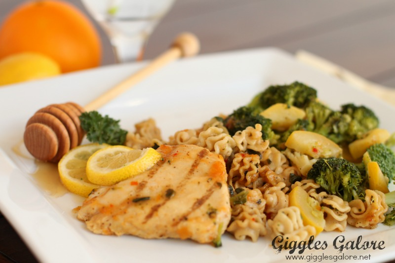 Finding Balance with Honestly Good Honey Citrus Chicken