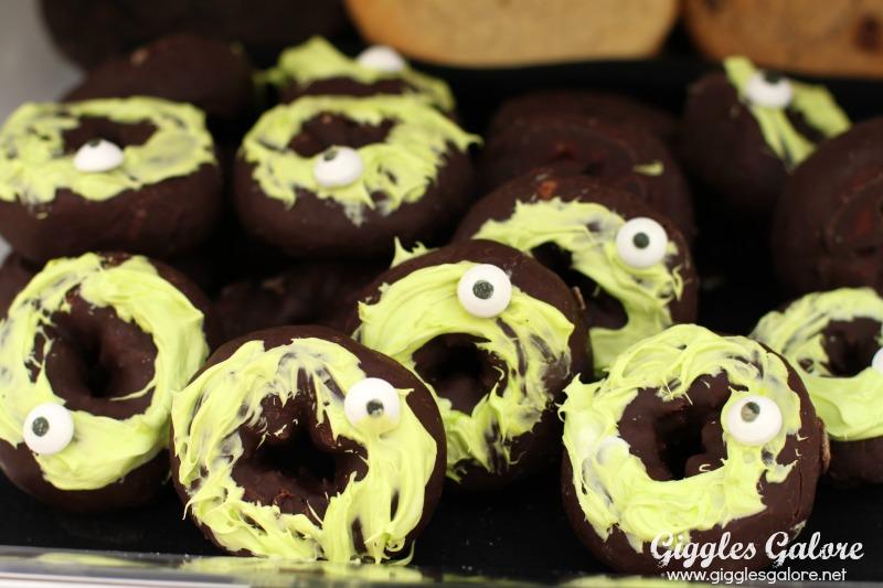 Goblin Glazed Donuts