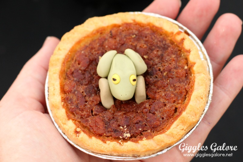 Hot Frog Pies