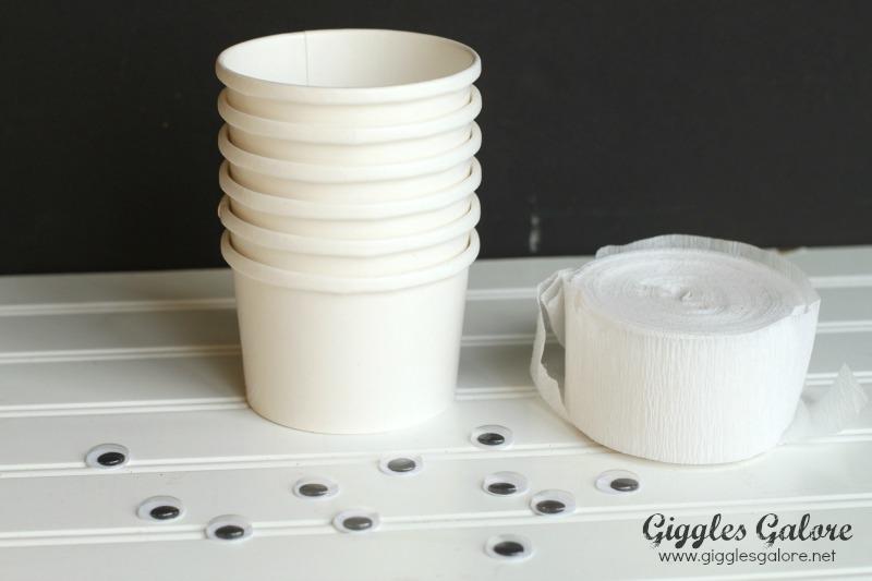Mummy Cup Supplies