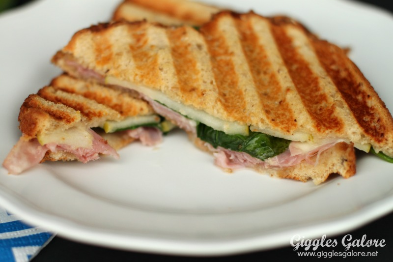 Oroweat Panini Sandwich