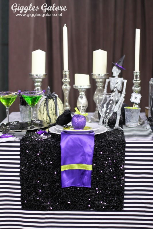 Wicked Adult Themed Dinner Party