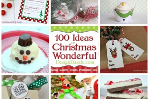 100 Ideas of Christmas Wonderful