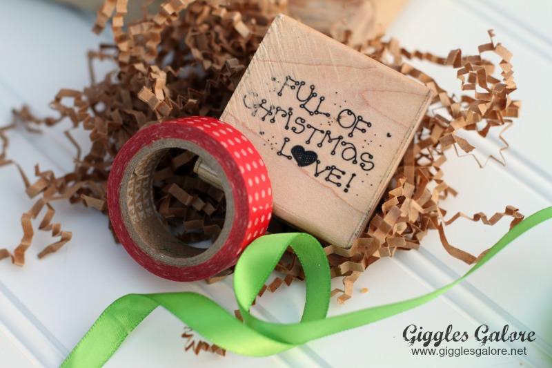 Full of Christmas Love Basket Supplies