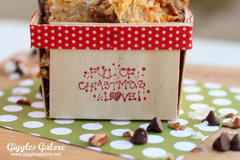 Full of Christmas Love Basket