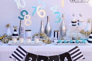 Kid-Friendly New Year's Eve Party Ideas