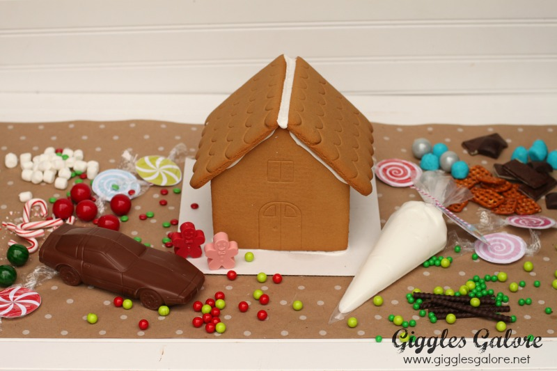 Gingerbread House Supplies