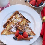 Eggnog French Toast & Feed Your Better Interview with Alison Sweeney