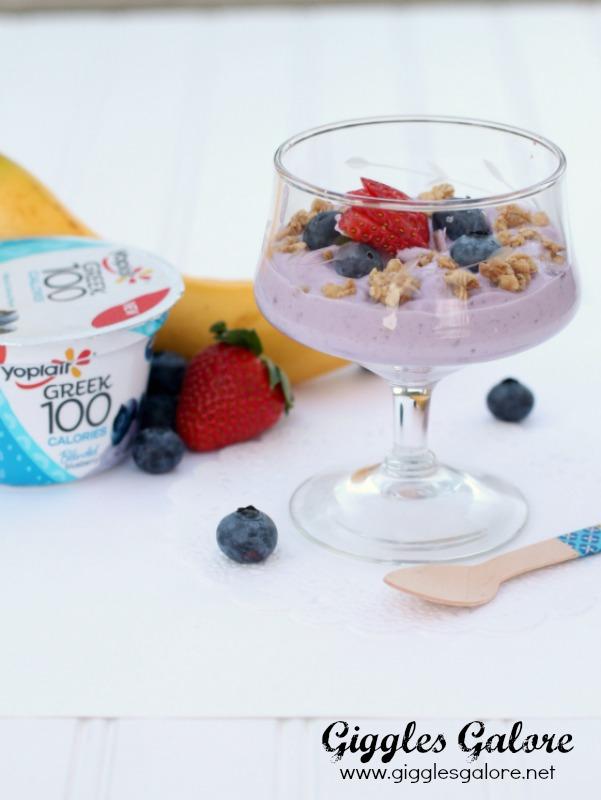 Yoplait Yogurt Parfait
