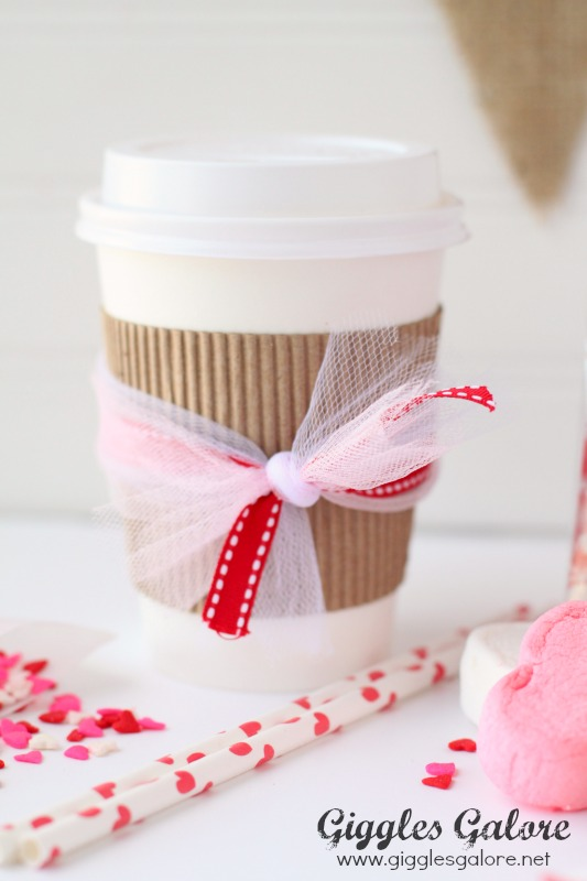Cupid Cocoa Cups