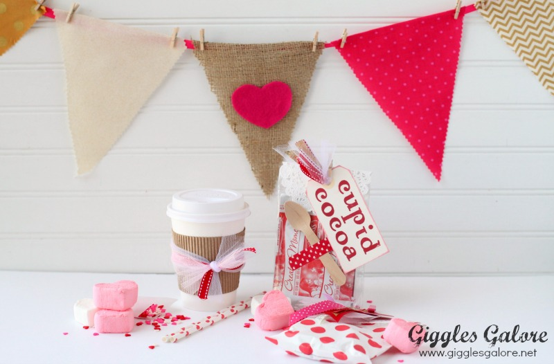 Cupid Cocoa Gift