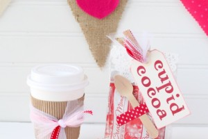 Cupid Cocoa Valentines