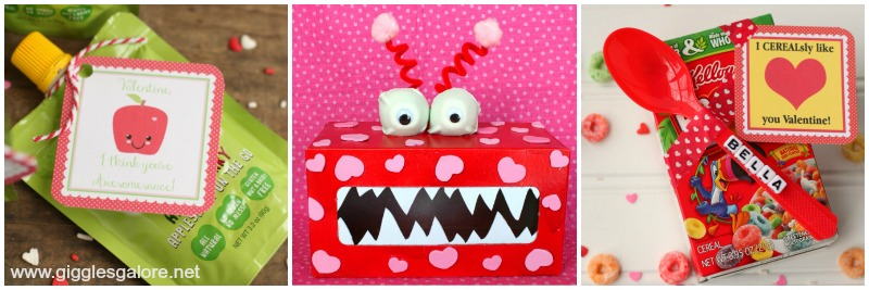 Giggles Galore Valentine Ideas