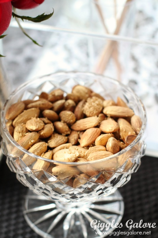 Gold Oscar Partry Almonds