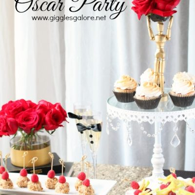 Oscar Party Ideas