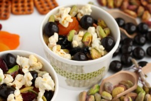 Make Your Own Pistachio Trail Mix
