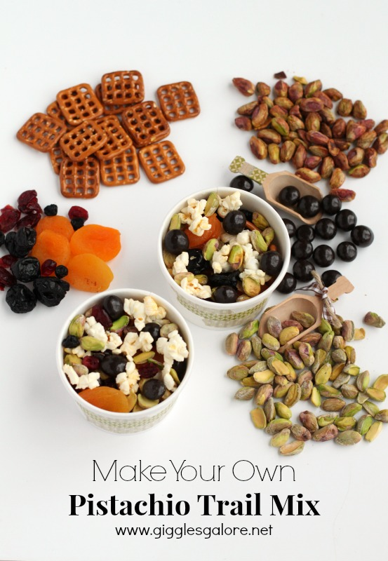 Make Your Own Pistachio Trail Mix_Giggles Galore
