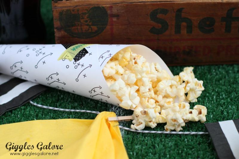 Playmaker Popcorn