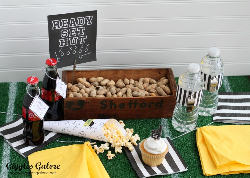 Super Bowl Sunday Party Ideas