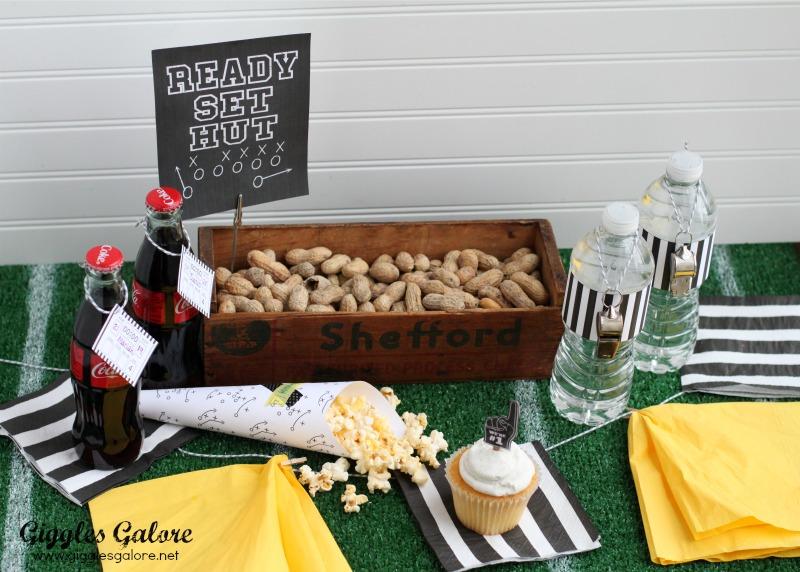 Super Bowl Sunday Party Ideas