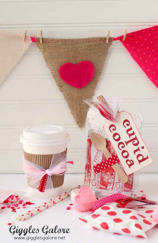 Valentines Cupid Cocoa