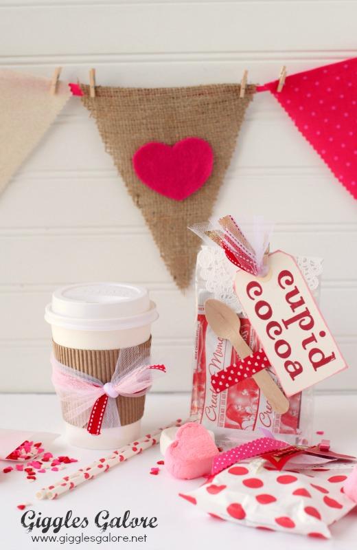 Valentines Cupid Cocoa