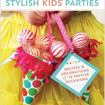 Stylish Kids' Parties Book & Giveaway