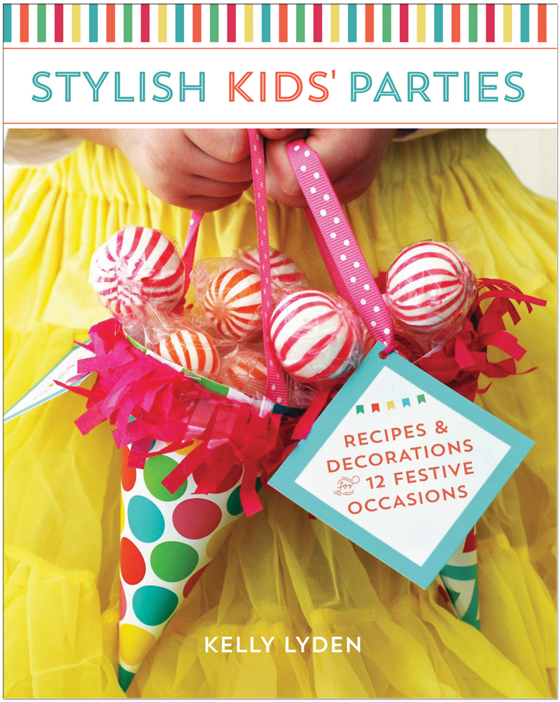 stylish kids parties cover