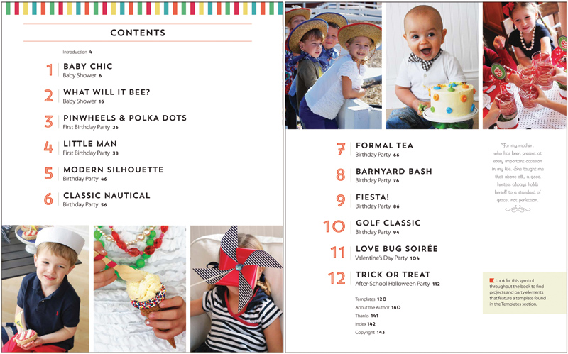 Stylish Kids Parties Book Giveaway Giggles Galore
