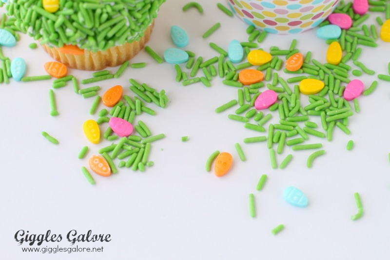 Easter Grass Sprinkles