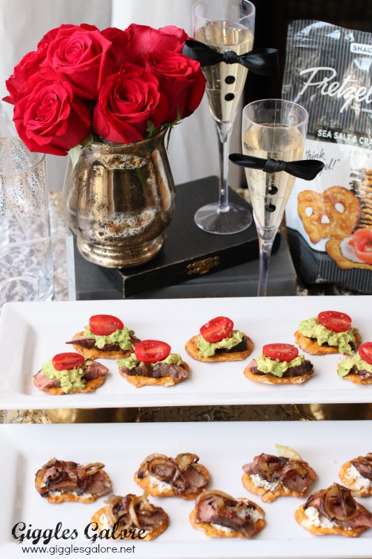 Oscar Party Appetizers and Drinks