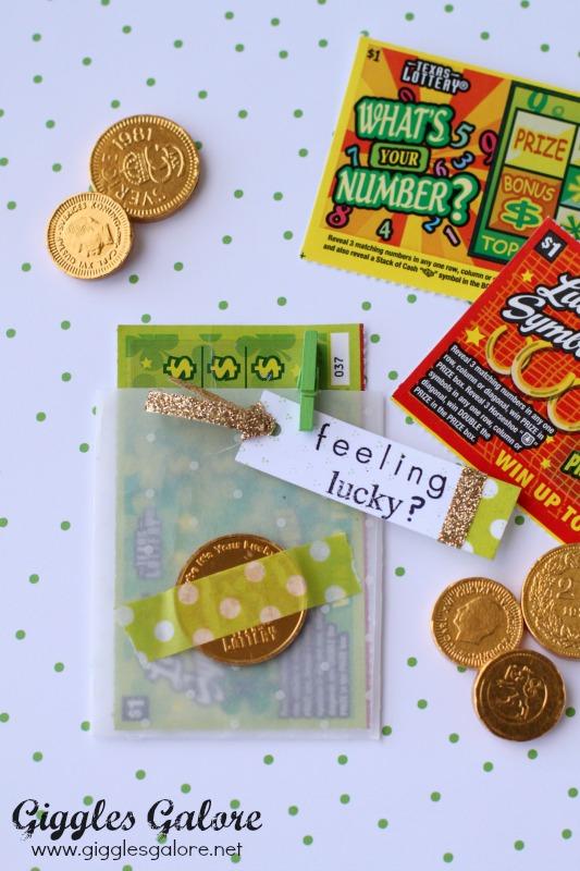 ROAK Feeling Lucky Lottery Tickets