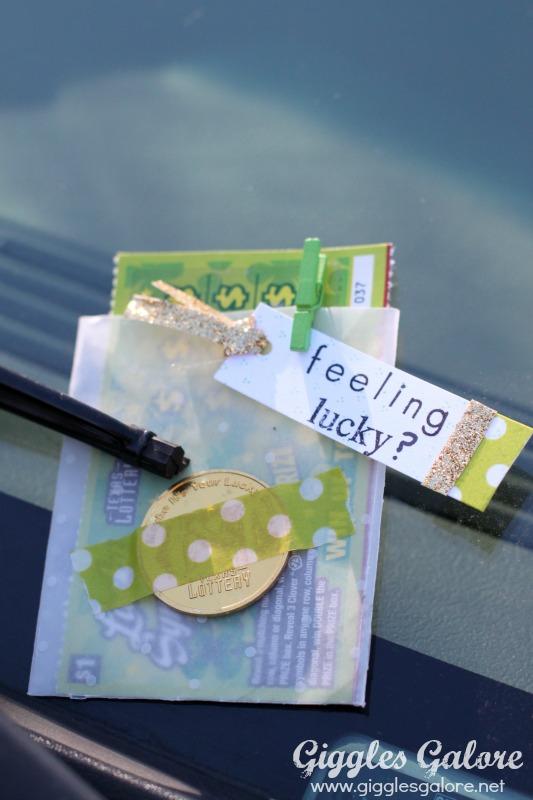 ROAK Lucky Lottery Tickets